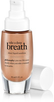 philosophy Take A Deep Breath Sheer Liquid Sunshine - Only at ULTA
