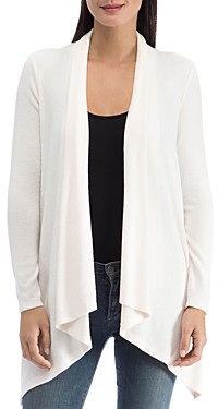 B Collection by Bobeau Amie Waterfall Cardigan