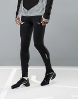 Puma Pr Pure Long Tights In Black 51266491