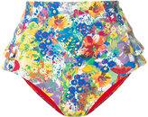 Stella McCartney floral print bikini bottoms