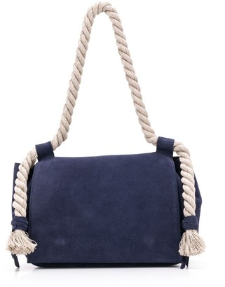 Elena Ghisellini rope handle tote bag
