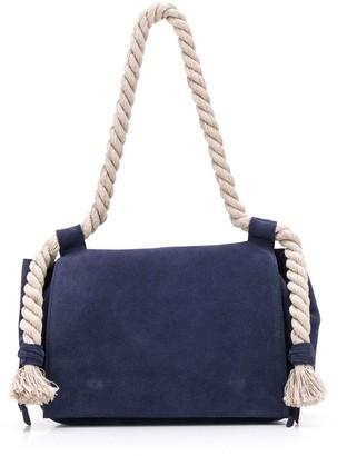 Elena Ghisellini Rope Handle Tote Bag