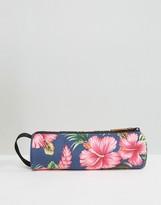 Mi-Pac Mi Pac Floral Pencil Case