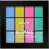 NYX Ultimate multi-finish eyeshadow palette