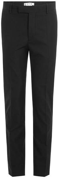 Marni Slim Cotton Pants