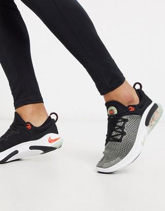 Nike Running Joyride Run trainers in black