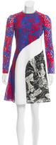 Carven Lace Paneled Dress w/ Tags