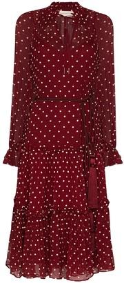 Zimmermann Ladybeetle midi dress