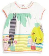 Catimini Baby's Beach-Printed Jersey Dress