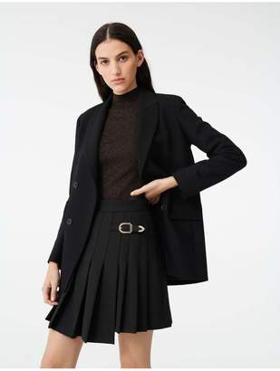 Maje Suit Jacket With Buttons