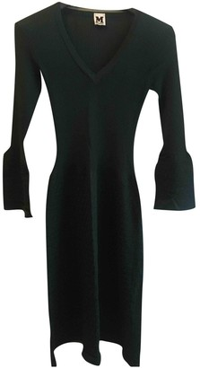 M Missoni Green Wool Dress for Women