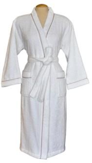 TALESMA Terry Kimono Turkish Cotton Bath Robe Bedding