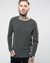 ONLY & SONS Ribbed Knitted Sweater