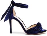 Alexandre Birman Velvet New Clarita Heels