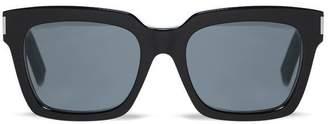 Saint Laurent Eyewear Thick Frames Sunglasses