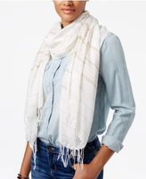 MICHAEL Michael Kors Rugby Striped Scarf