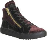 Poste Chlorine Ii Double Zip Sneakers