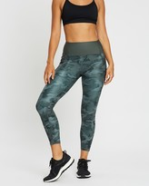 Gap High Rise Print Pocket 7/8 Leggings in Sculpt Revolution