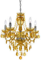 AF Lighting Elements Fulton 5 Light Chandelier