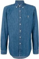 Polo Ralph Lauren button-down denim shirt