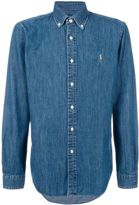Polo Ralph Lauren button-down denim shirt