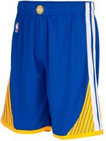 adidas Men's Golden State Warriors On Court Shorts
