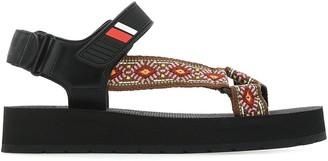 Prada Normad Strap Sandals
