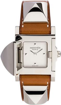 Hermes Medor pm in Natural | FWRD