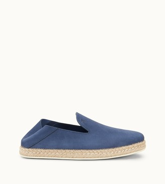 Tod's Slip-Ons in Suede