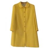 Miu Miu Yellow Princess. Coat