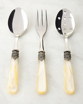 Horchow 3-Piece Napoleon Hostess Set