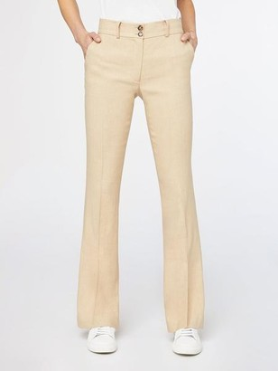 Frame Clean Suiting Trouser
