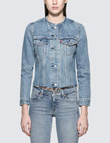 "Levi's Better Together"" Altered Trucker Jacket"