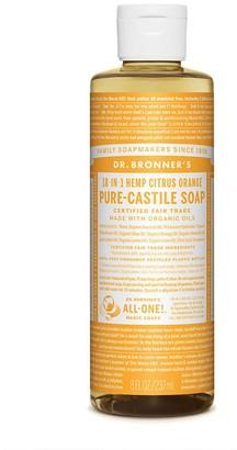 Dr. Bronner's Organic Citrus Castile Liquid Soap 237Ml