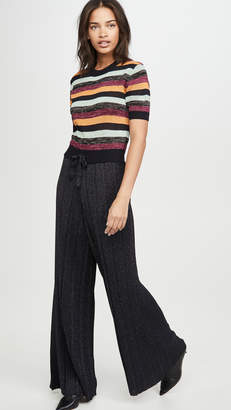 Scotch & Soda Multi Stripe All In One Jumpsuit
