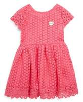 Juicy Couture Little Girl's Lace Fit-&-Flare Dress
