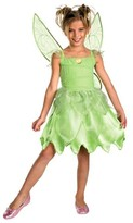 Disney Tink and the Fairy Rescue Girls' Tinkerbell Classic Costume