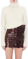 Saint Laurent Women's Mohair-Blend Turtleneck Sweater