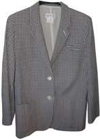 agnès b. Blue Cotton Jacket for Women