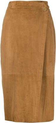 Forte Forte Slim-Fit Pencil Skirt