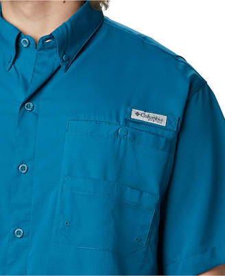 Columbia Men Tall Pfg Tamiami Ii Short Sleeve Shirt