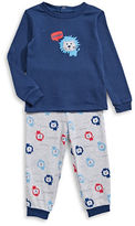 Petit Lem Lions Two-Piece Pyjama Set