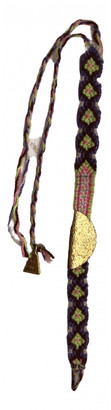 LUCY FOLK Multicolour Gold plated Bracelets