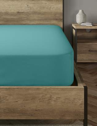 Marks and Spencer Easy Care Deep Fitted Sheet