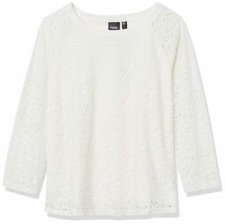 Rafaella Women's Petite Size Lace Top
