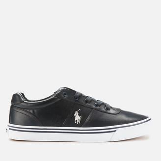 Polo Ralph Lauren Men's Hanford Leather Trainers - Newport Navy