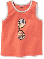 Old Navy Sunglasses-Graphic Tank for Toddler Boys