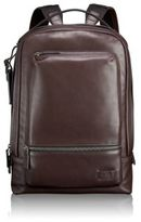 Tumi Bates Leather Backpack
