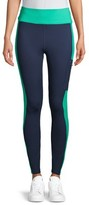 Athletic Works Women's Athletic Work's Performance Fleece Lined Neon Pop Leggings