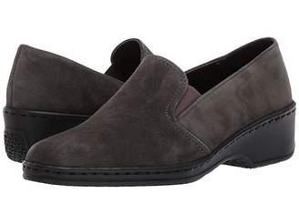 ara Rabina (Black) Women's Slip on Shoes